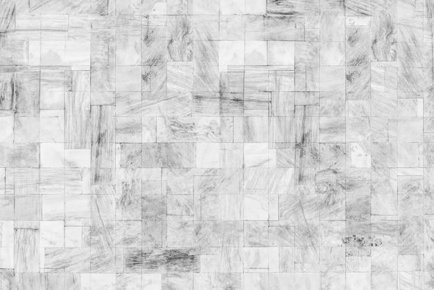 Abstrait de texture en marbre blanc et motif sur le mur.