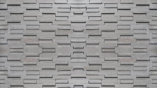Abstrait, texture de mur de brique de couleur gris anthracite.