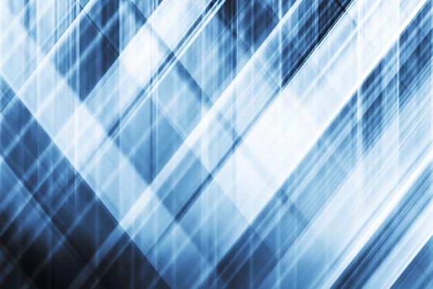Abstrait tons bleus et blancs. toile de fond de la technologie.