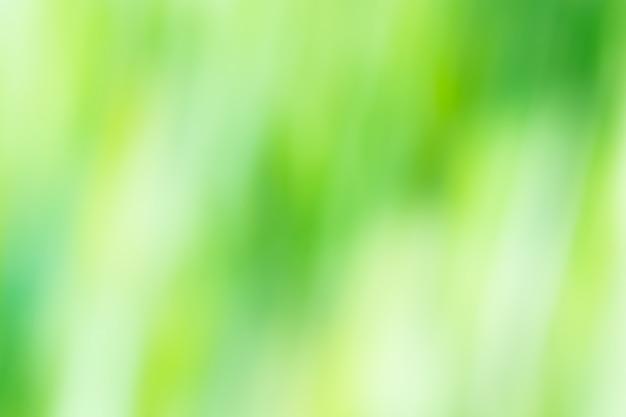 Abstrait vert flou fond
