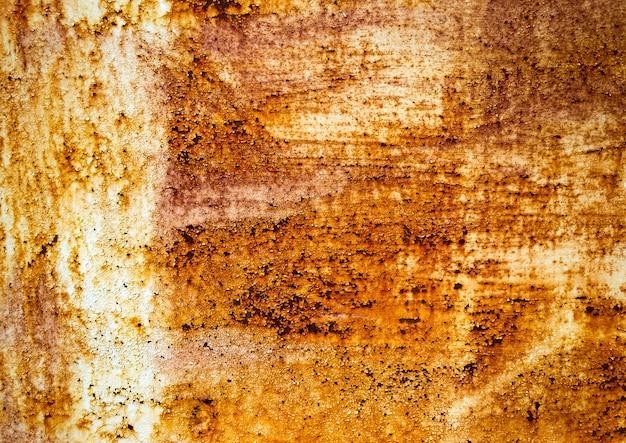 Abstrait vieux fond de métal rouillé