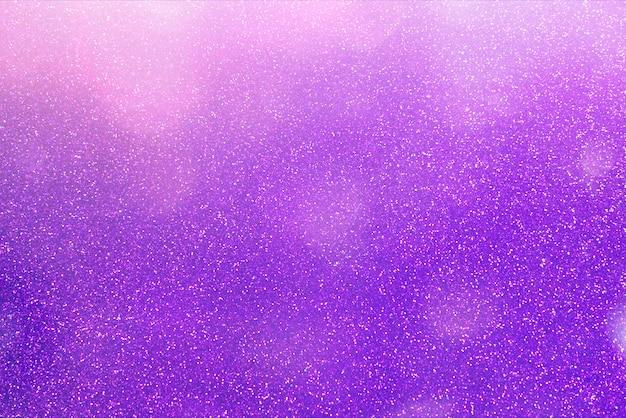 Abstrait violet paillettes.
