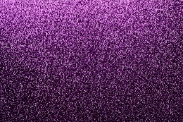 Abstrait violet ou texture avec effet de motif en relief sur métal.