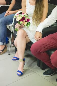 Accesorios y vestidos de casamientos