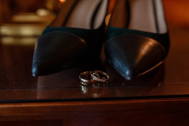 Accessoires de mariage mariée le jour du mariage