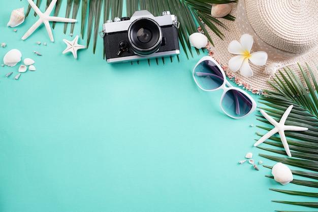 Accessoires de plage pour l'été