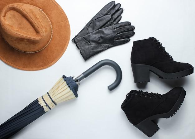 Accessoires pour femmes d'automne