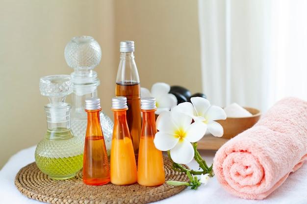 Accessoires de spa pour un massage sain