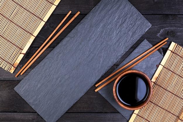 Accessoires de sushi