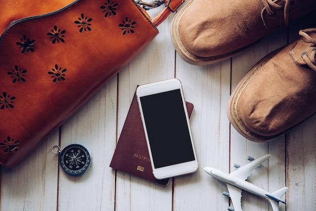 Accessoires de vêtements de voyage vêtements pour le voyage