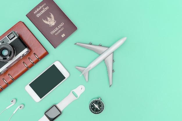 Accessoires de voyage et gadgets