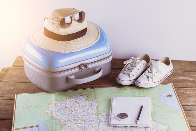 Accessoires de voyage pour le voyage
