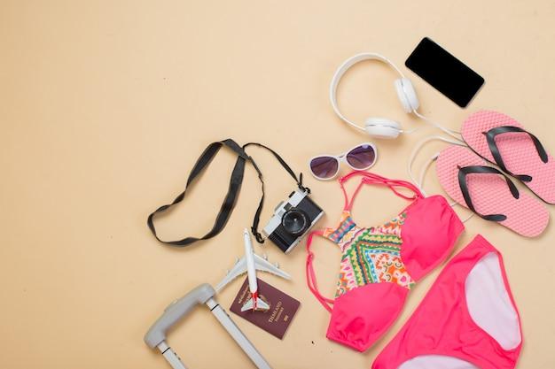 Accessoires de voyageur