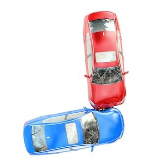 Accident sur la route