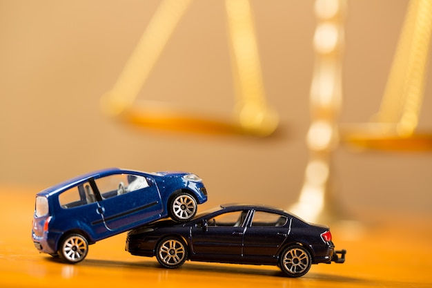 Accident de voiture besoin de justice au cas où les négociations ne peuvent pas