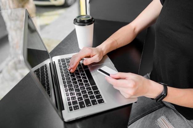 Achat individuel de produits en ligne