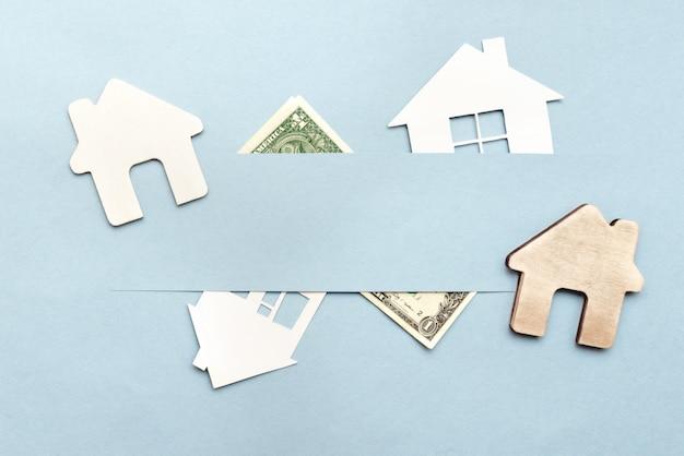 Achat ou vente de la maison, appartement