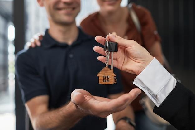 Acheter une nouvelle maison