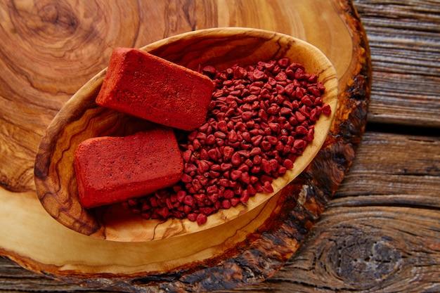 Achiote assaisonnement graine de rocou mexique populaire