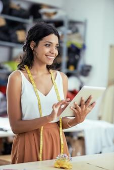 Adapter en utilisant son tablet pc au travail