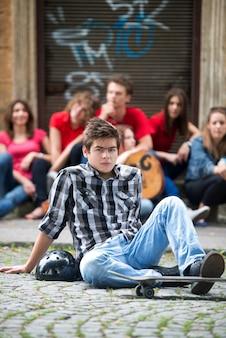 Adolescent moderne