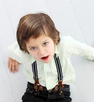 Adorable enfant