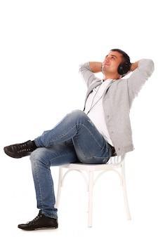 Adulte décontracté relaxant