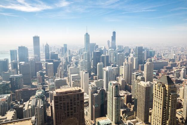 Aérien de chicago