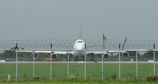 Aéroport international de suvarnabhumi, thaïlande, vols thai airways à l'aéroport de suvarnabhumi
