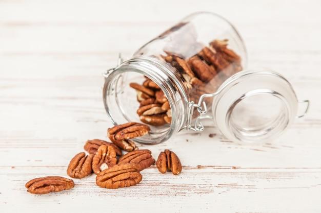 Agrandi de noix de pécan