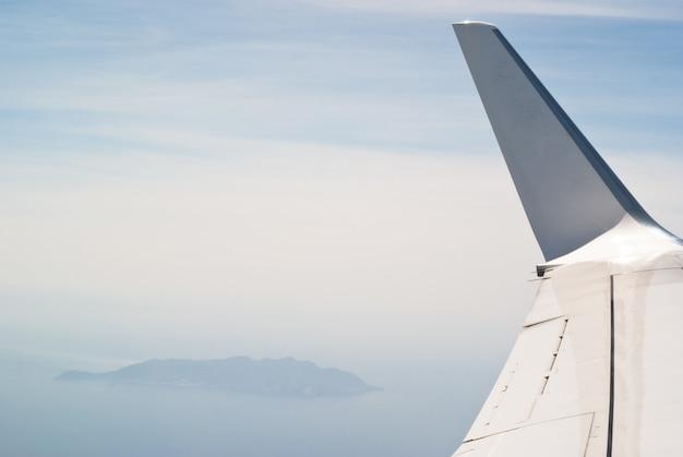 Aile de l'avion