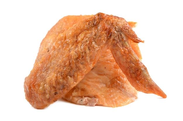 Aile de poulet grillé