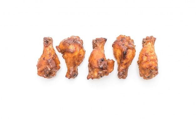 Ailes de poulet barbecue