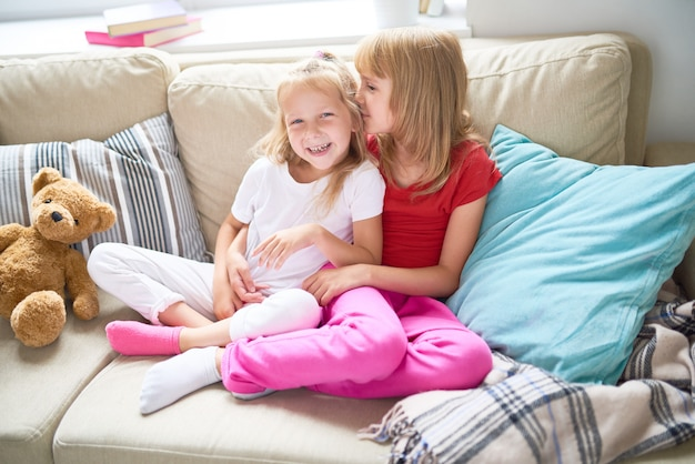 Aimer les petites soeurs
