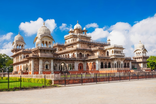 Albert hall (musée central), jaipur