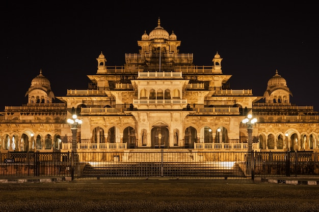 Albert hall (musée central), jaipur