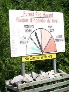 Alerte incendie