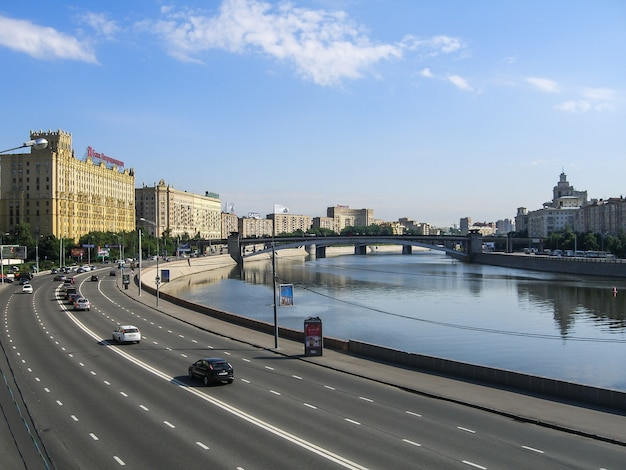 Alexander river moscou russie