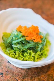 Algue japonaise