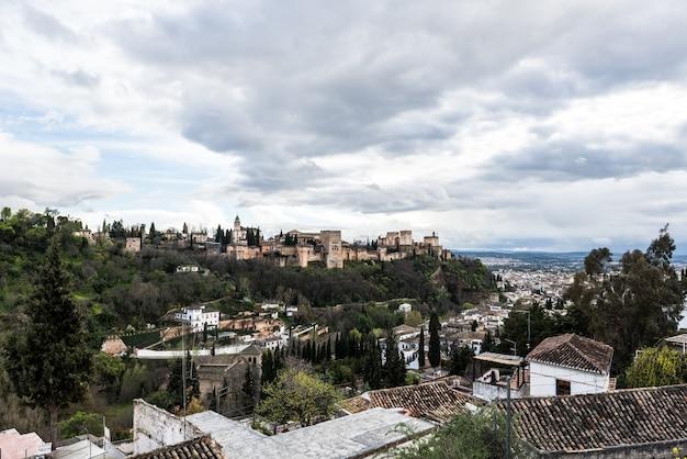 Alhambra grenade andalousie espagne