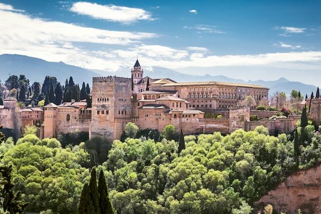 Alhambra à grenade