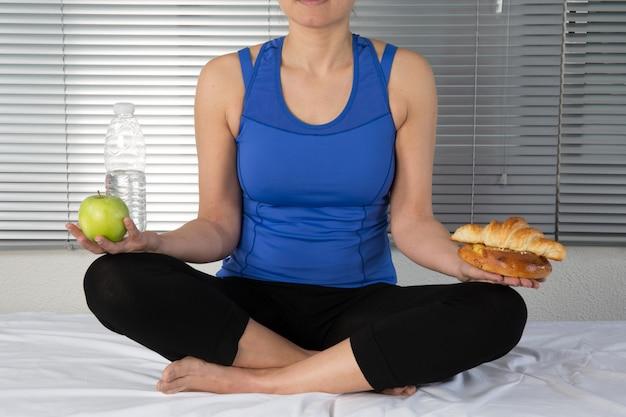 Alimentation équilibrée basée sur le choix des aliments