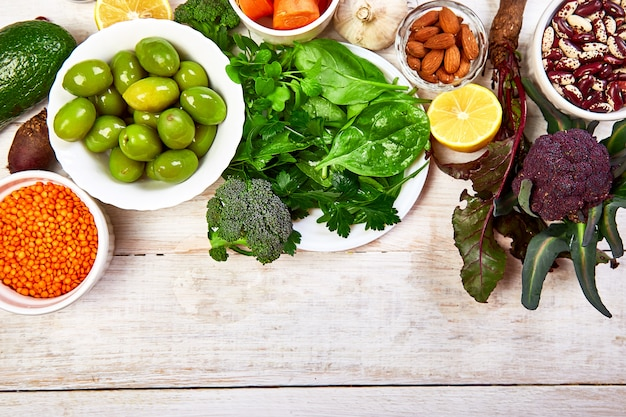 Alimentation équilibrée et saine