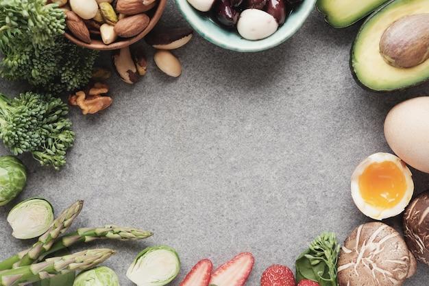 Alimentation saine, régime amaigrissant