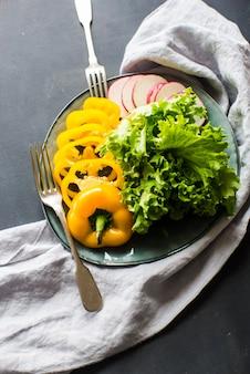 Aliments biologiques sains