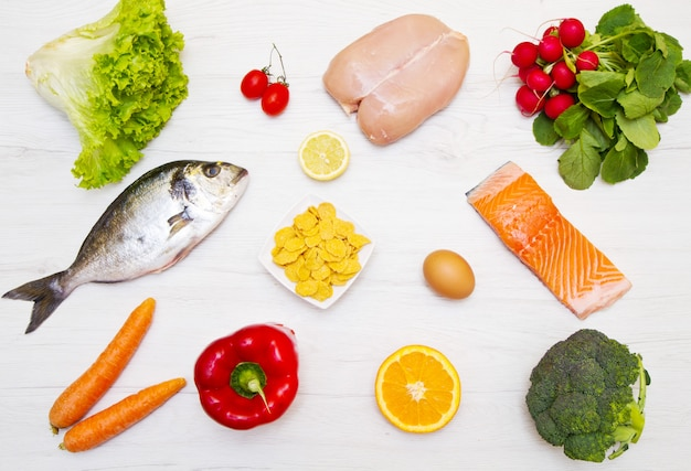 Aliments diététiques