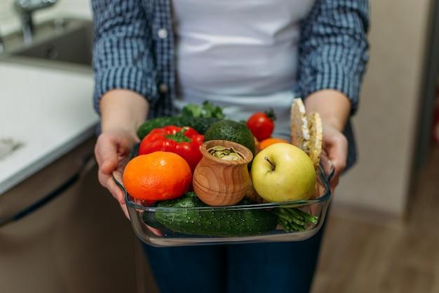 Aliments fonctionnels, health super food concept