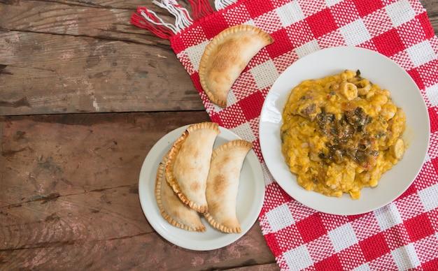 Les aliments fréquemment consommés pour les fêtes nationales