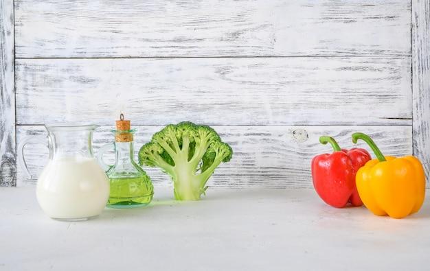 Aliments pour une alimentation saine
