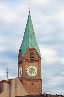 Allerheiligenkirche am kreuz, munich